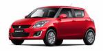 Suzuki Swift Dzire от Ace