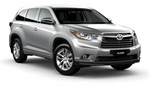 TOYOTA KLUGER от Carhood Car Rental