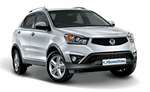 SSANGYONG KORANDO от Carhood Car Rental